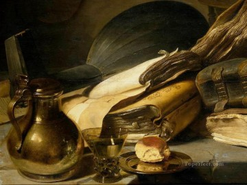 Still life Painting - VanDet Jan Lievens still life